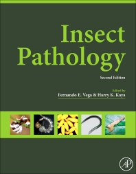 Insect Pathology, 2nd Edition,Fernando Vega,Harry Kaya,ISBN9780123849847