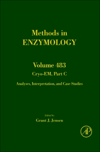 Cryo-EM, Part C, 1st Edition,Grant Jensen,ISBN9780123849939