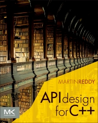 Cover image for API Design for C++