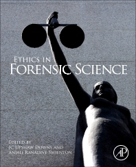Cover image for Ethics in Forensic Science