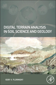 Cover image for Digital Terrain Analysis in Soil Science and Geology