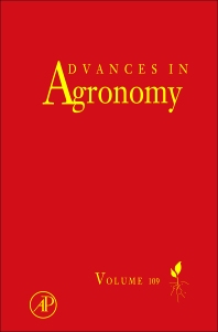 Advances in Agronomy, 1st Edition,Donald L Sparks,ISBN9780123850409