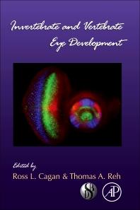 Cover image for Invertebrate and Vertebrate Eye Development