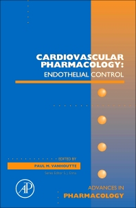 Cardiovascular Pharmacology: Endothelial Control, 1st Edition,Paul Vanhoutte,ISBN9780123850614