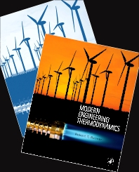 Cover image for Modern Engineering Thermodynamics - Textbook with Tables Booklet