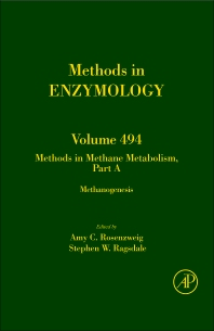 Cover image for Methods in Methane Metabolism, Part A