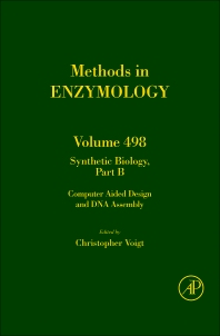 Synthetic Biology, Part B - 1st Edition - ISBN: 9780123851208, 9780123851215