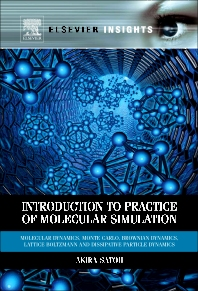 Cover image for Introduction to Practice of Molecular Simulation