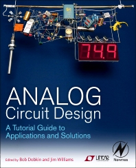 Analog Circuit Design, 1st Edition,Bob Dobkin,Jim Williams,ISBN9780123851857