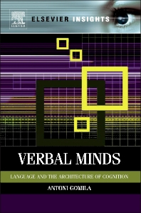 cover of Verbal Minds - 1st Edition
