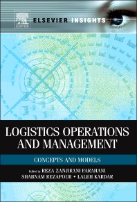 Cover image for Logistics Operations and Management