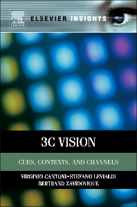 3C Vision, 1st Edition,ISBN9780123852205