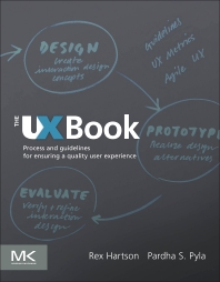 Cover image for The UX Book