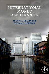 Cover image for International Money and Finance