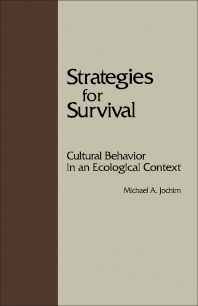 Strategies for Survival - 1st Edition - ISBN: 9780123854605, 9781483273419