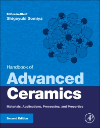 Cover image for Handbook of Advanced Ceramics