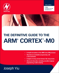 Cover image for The Definitive Guide to the ARM Cortex-M0
