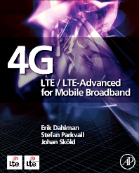 Cover image for 4G: LTE/LTE-Advanced for Mobile Broadband
