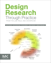 Cover image for Design Research Through Practice