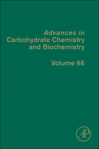 Advances in Carbohydrate Chemistry and Biochemistry, 1st Edition,Derek Horton,ISBN9780123855183