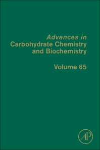 Advances in Carbohydrate Chemistry and Biochemistry, 1st Edition,Derek Horton,ISBN9780123855206