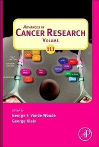 Advances in Cancer Research - 1st Edition - ISBN: 9780123855244, 9780123855251
