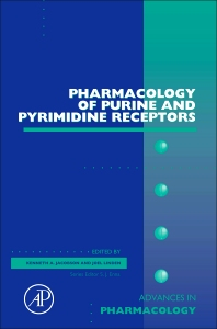 Cover image for Pharmacology of Purine and Pyrimidine Receptors