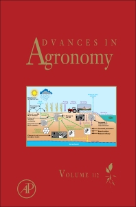 Advances in Agronomy, 1st Edition,Donald L Sparks,ISBN9780123855381