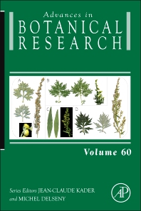 Advances in Botanical Research, 1st Edition,Jean-Claude Kader,Michel Delseny,ISBN9780123858511