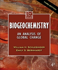 cover of Biogeochemistry - 3rd Edition