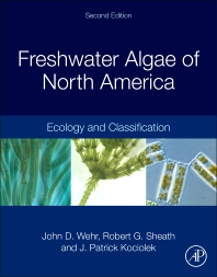 Cover image for Freshwater Algae of North America