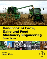 Handbook of Farm, Dairy and Food Machinery Engineering, 2nd Edition,Myer Kutz,ISBN9780123858818