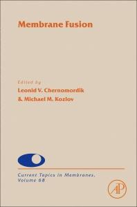 Membrane Fusion, 1st Edition,Leonid Chernomordik,Michael Kozlov,ISBN9780123858917