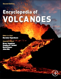 Cover image for The Encyclopedia of Volcanoes