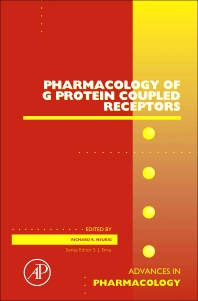Cover image for Pharmacology of G Protein Coupled Receptors