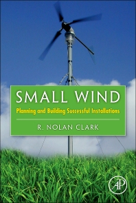 Small Wind - 1st Edition - ISBN: 9780123859990, 9780123860002