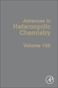 Advances in Heterocyclic Chemistry, 1st Edition,Alan Katritzky,ISBN9780123860118