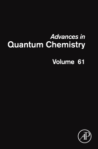 ADVANCES IN QUANTUM CHEMISTRY, 1st Edition,John Sabin,Erkki Brandas,ISBN9780123860132