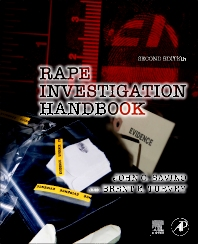 Cover image for Rape Investigation Handbook