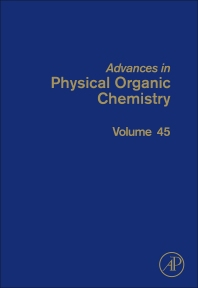 Advances in Physical Organic Chemistry, 1st Edition,John Richard,ISBN9780123860477