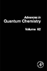 Advances in Quantum Chemistry - 1st Edition - ISBN: 9780123864772, 9780123864789