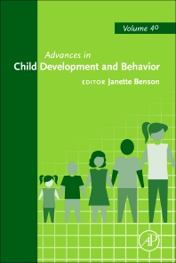 Advances in Child Development and Behavior, 1st Edition,Janette B. Benson,ISBN9780123864918