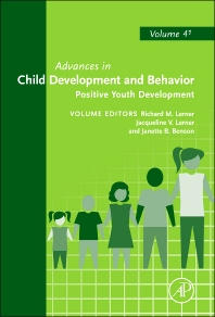 Positive Youth Development, 1st Edition,Richard Lerner,Jacqueline Lerner,Janette B. Benson,ISBN9780123864925