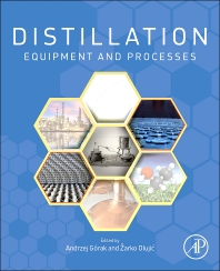 Cover image for Distillation: Equipment and Processes