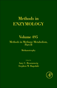 Methods in Methane Metabolism, Part B, 1st Edition,Amy Rosenzweig,Stephen Ragsdale,ISBN9780123869050