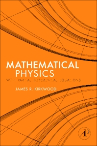 Cover image for Mathematical Physics with Partial Differential Equations