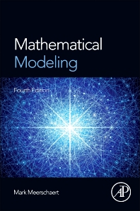 Mathematical Modeling, 4th Edition,Mark Meerschaert,ISBN9780123869128