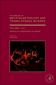 Cover image for Genetics of Cardiovascular Disease
