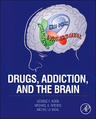 Cover image for Drugs, Addiction, and the Brain