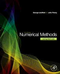 Numerical Methods, 3rd Edition,George Lindfield,John Penny,ISBN9780123869425